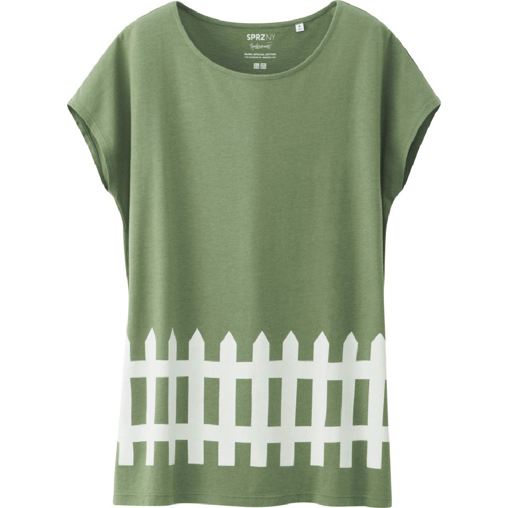 Fence (Olive) <br> SOLD OUT