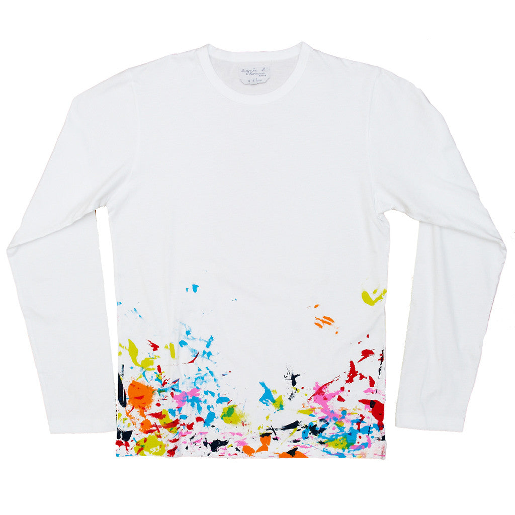 Studio Shirt (Long Sleeve T-shirt) <br> SOLD OUT
