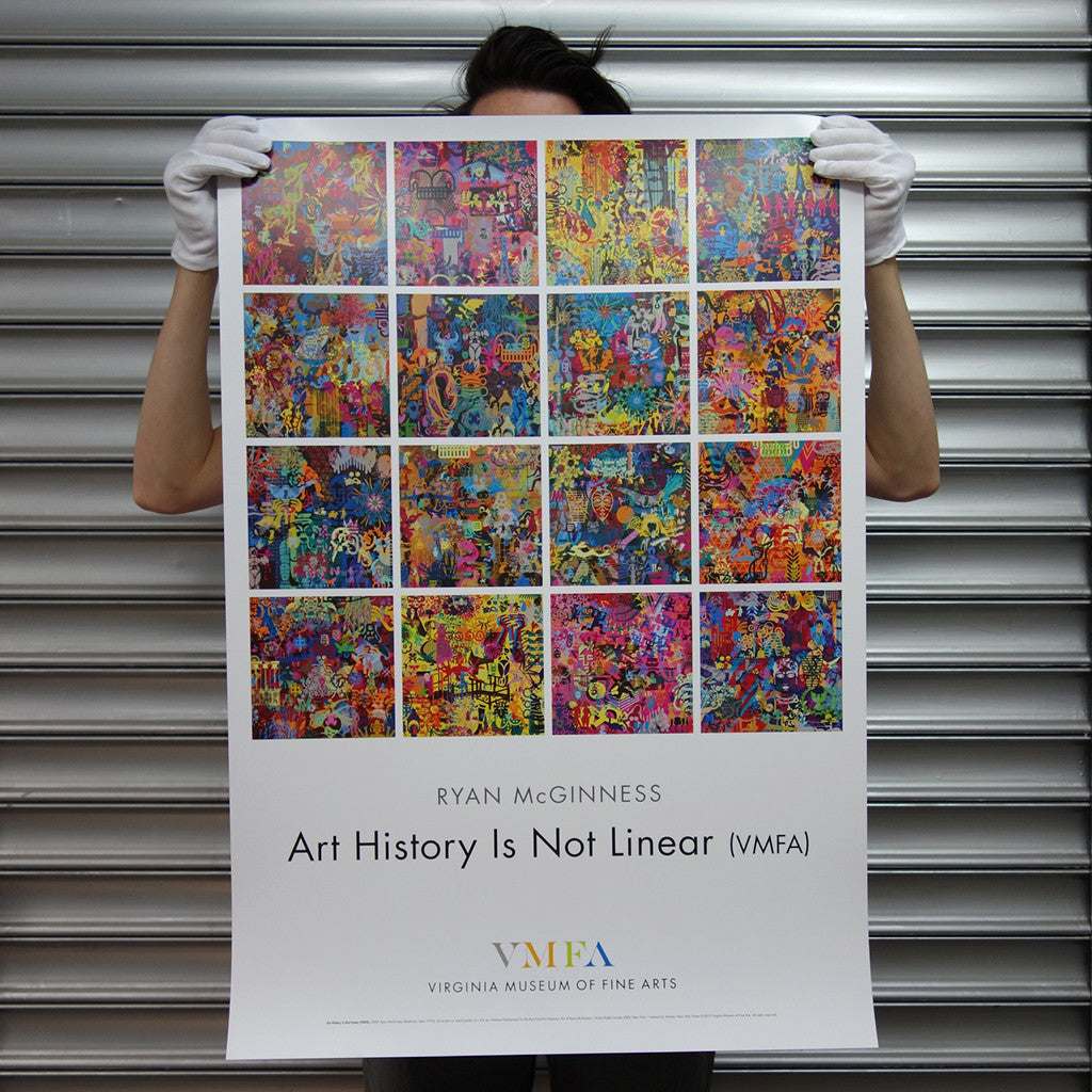 Art History Is Not Linear (VMFA)  <br> SOLD OUT