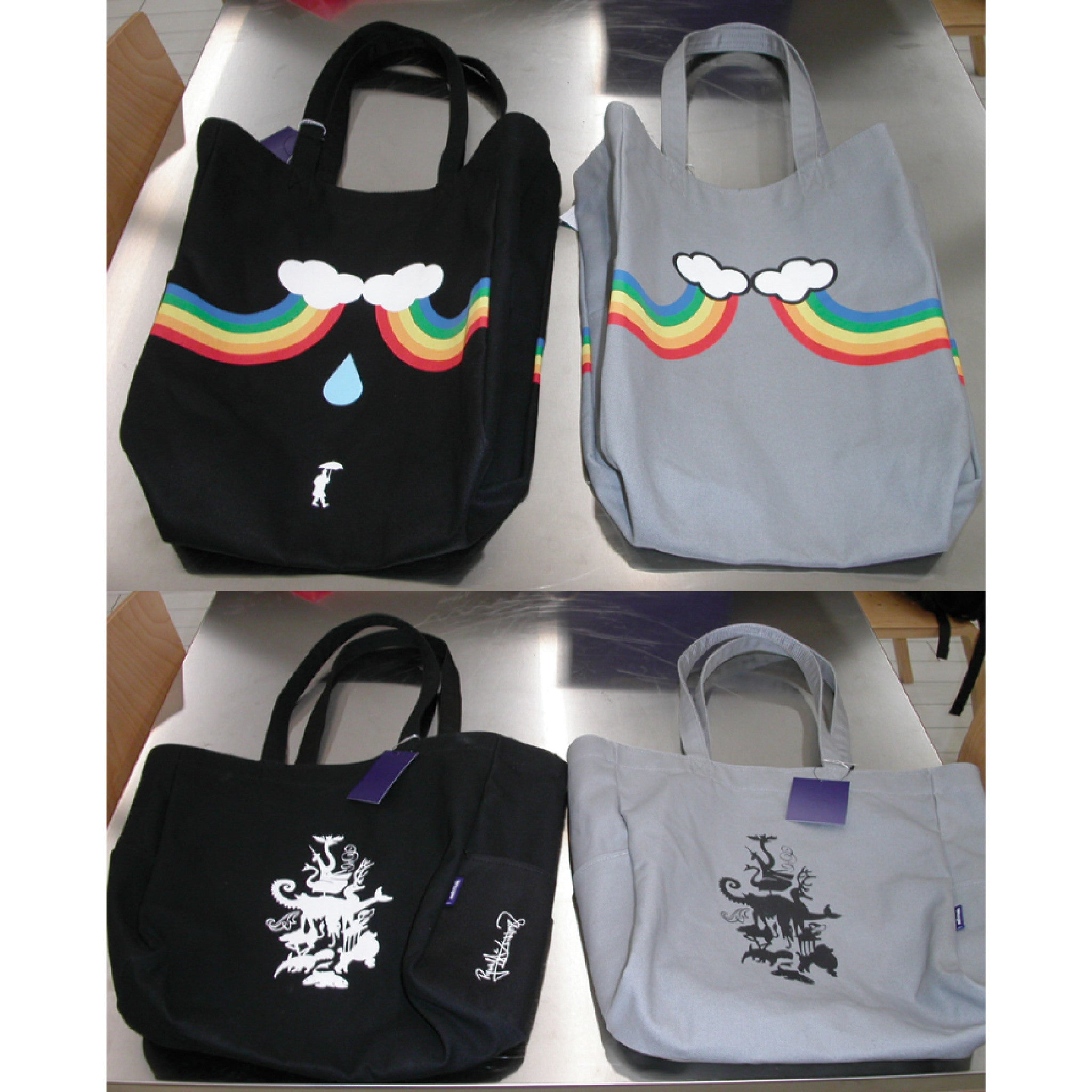 Tote Bags <br> SOLD OUT