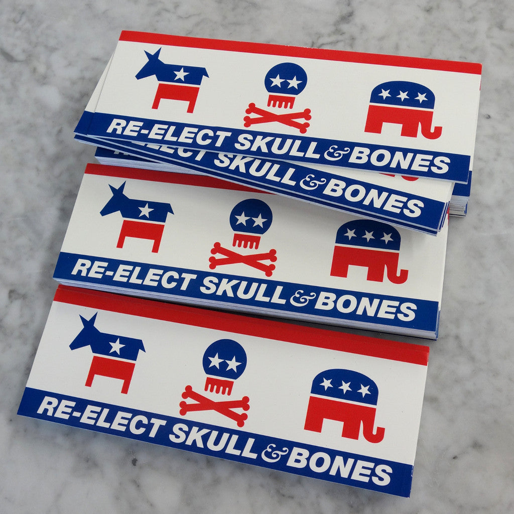 Bumper Sticker <br> SOLD OUT
