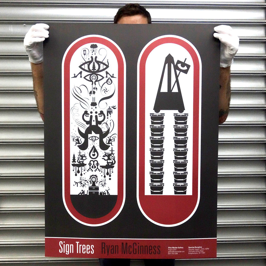 Sign Trees <br> SOLD OUT