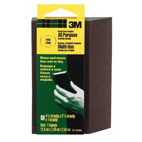 Angled Multi-Purpose Sanding Sponge