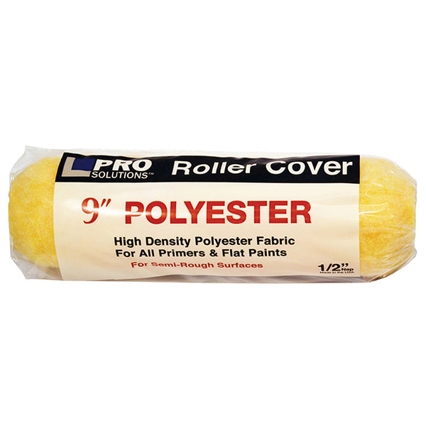 "9"" Pro Solutions 34050 Polyester Roller Cover"