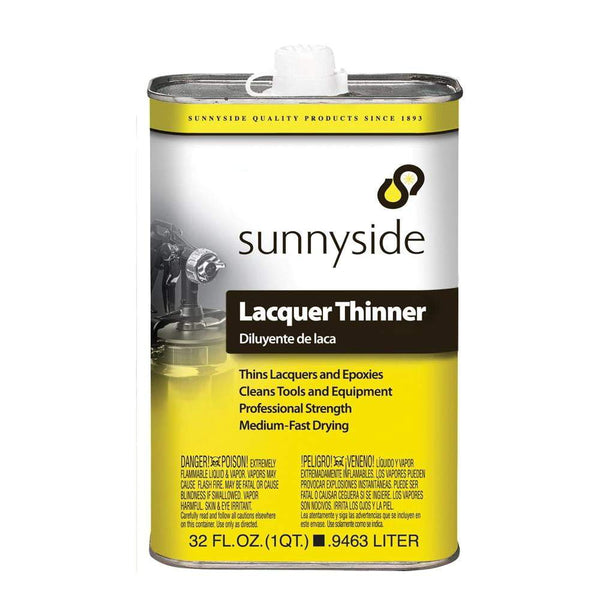 SUNNYSIDE Lacquer Thinner
