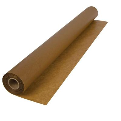 "36""x166' Brown Floor Paper"