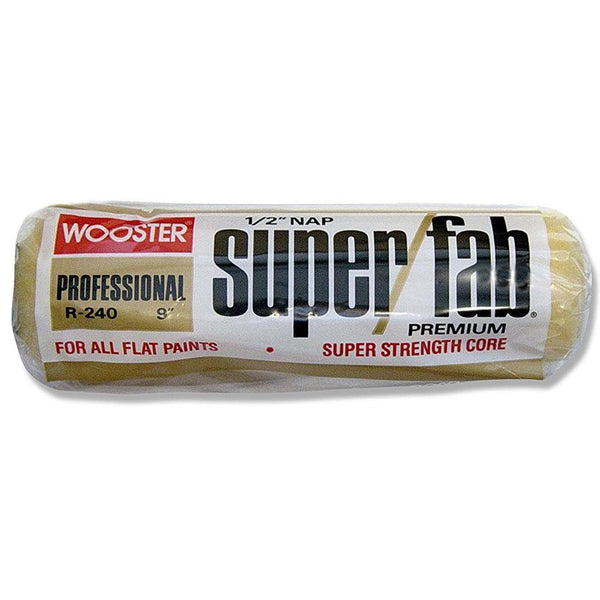 "9"" Wooster Super/fab Roller Cover"