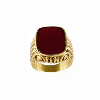 RING YELLOW GOLD 18KT
