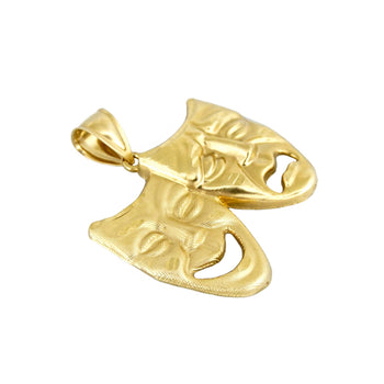 PENDANT CHARM YELLOW GOLD 10KT