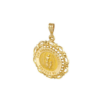 PENDANT CHARM YELLOW GOLD 14KT
