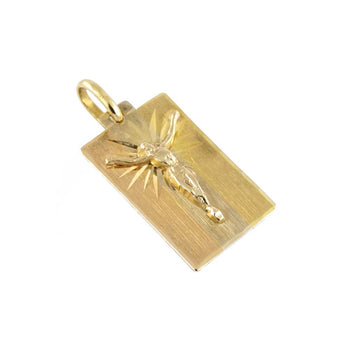 PENDANT CHARM YELLOW GOLD 18KT