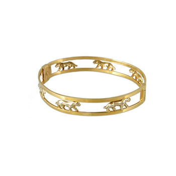BRACELET YELLOW GOLD 14KT