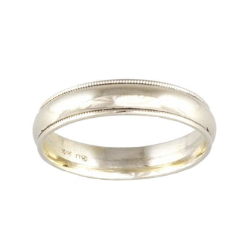 RING WHITE GOLD 14KT