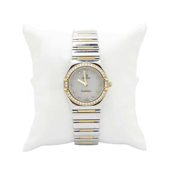 OMEGA CONSTELLATION WOMENS MANHATTAN