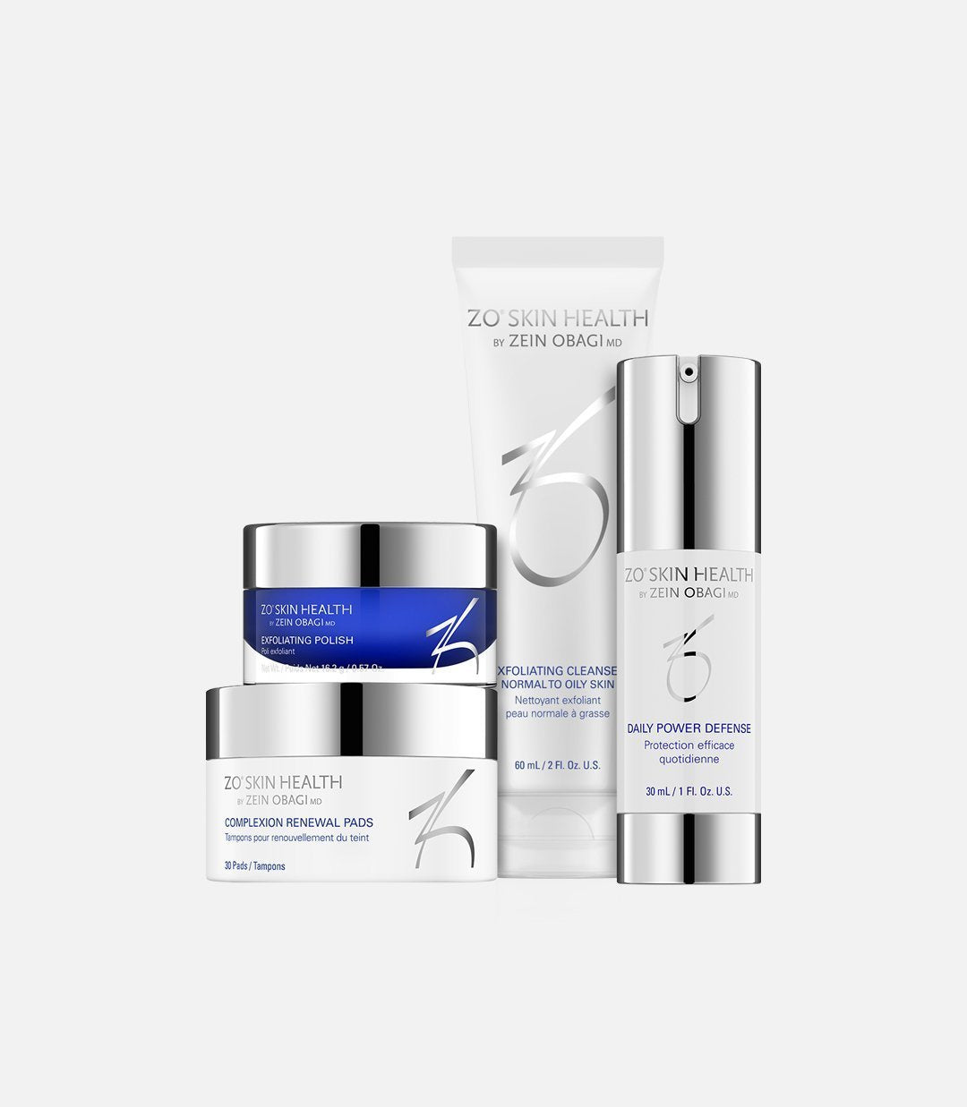 Daily Skincare Program - 4 Product Regimen - 2