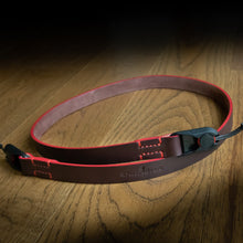 Load image into Gallery viewer, Baron Leather Neck Strap - Due North Leather Goods
