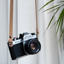 Load image into Gallery viewer, Bowman Series Leather Neck Strap - Due North Leather Goods