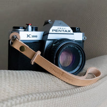 Load image into Gallery viewer, Bowman Series Leather Wrist Strap - Due North Leather Goods