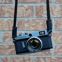 Load image into Gallery viewer, Dotz Leather Neck Strap - Due North Leather Goods