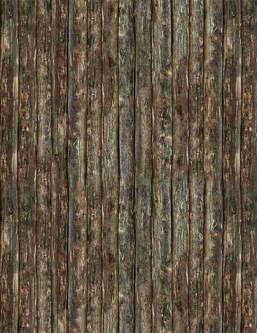 DARK WOOD SIDING