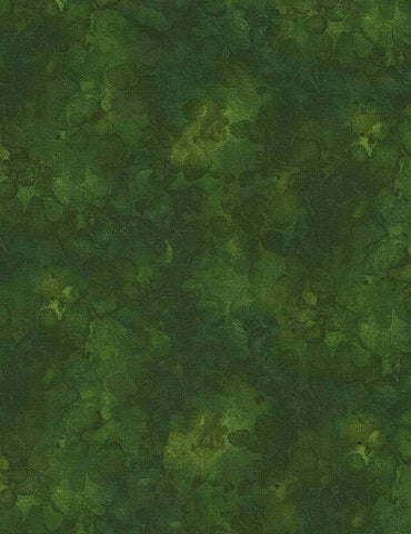 SOLID-ISH WATERCOLOR TEXTURE - Forest