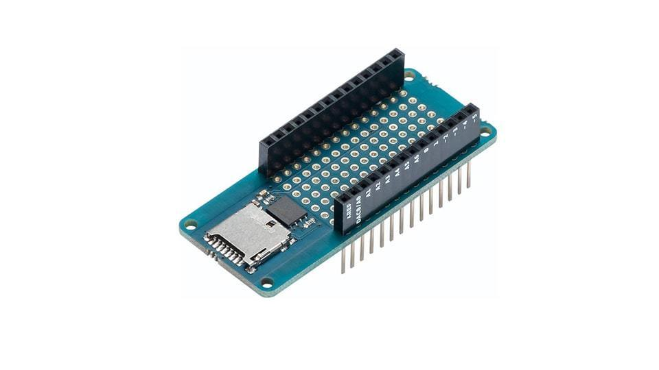 ARDUINO MKR MEM SHIELD -  - MICROSIDE TECHNOLOGY