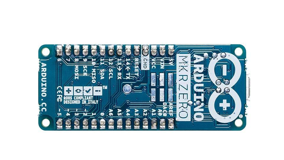 ARDUINO MKR ZERO -  - MICROSIDE TECHNOLOGY