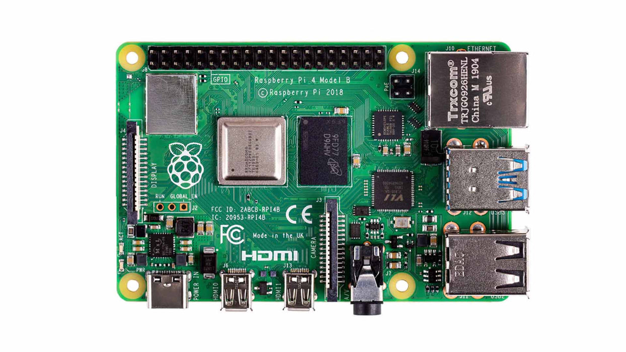 RASPBERRY PI 4 B 4GB