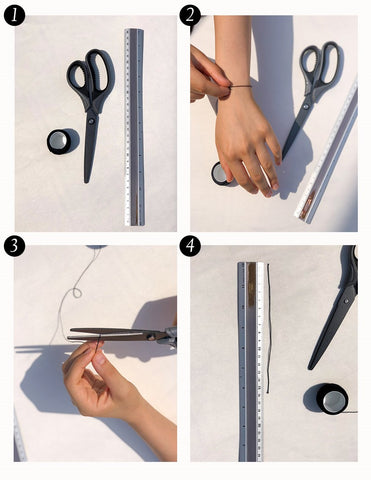 Measuring instructions | Sol Jewellery