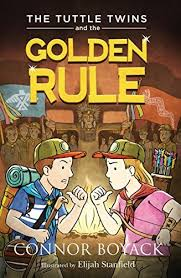 Tuttle Twins Golden Rule