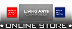 Living Arts College: Online Store