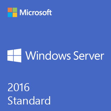 Microsoft Windows Server Standard 2016 16-core