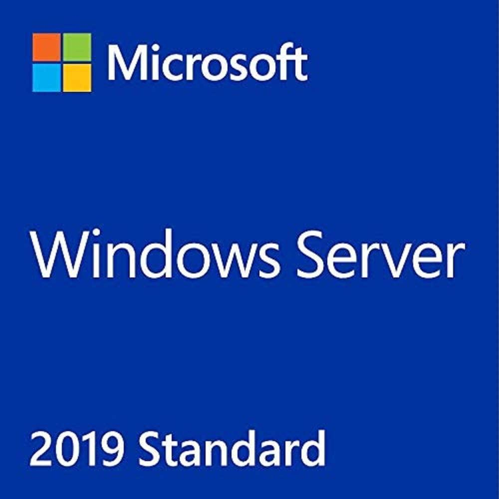 Microsoft Windows Server 2019 Standard OEM 16-Core English Language
