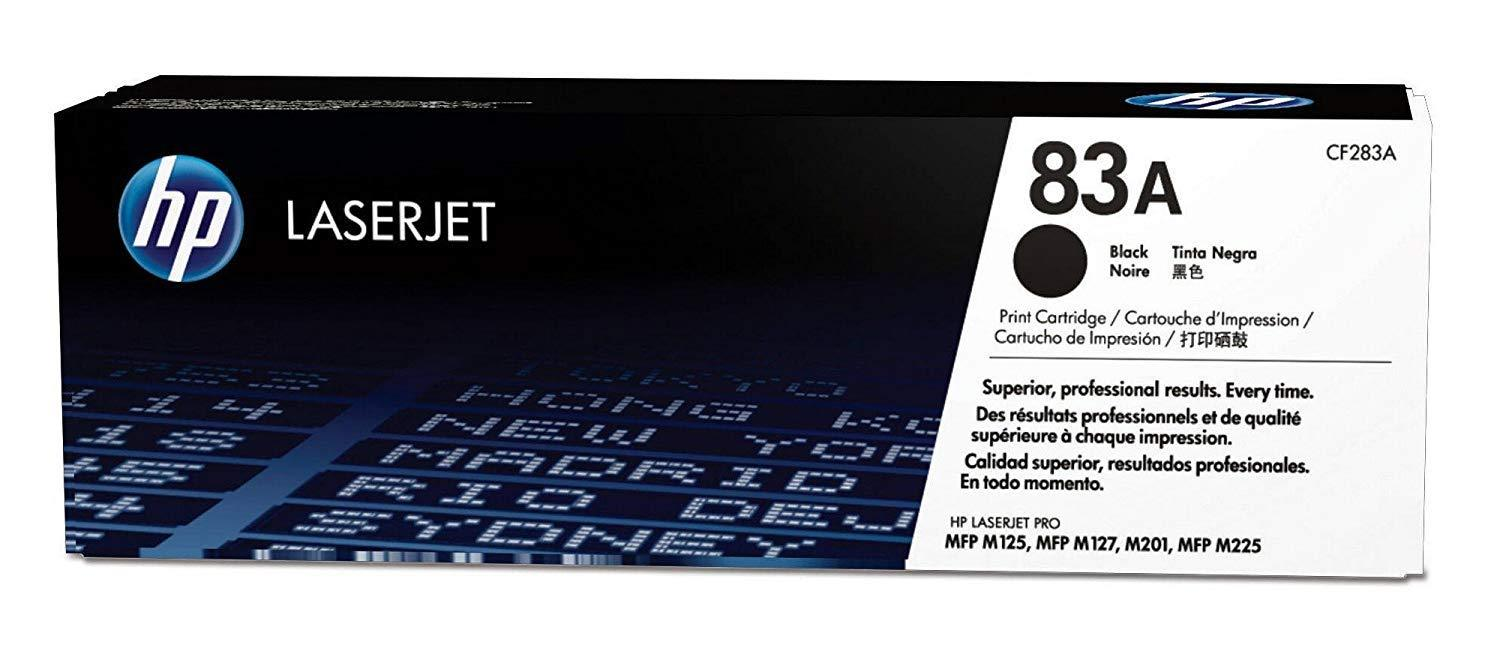 HP 83A Original Toner Cartridge Black, Pack of 1