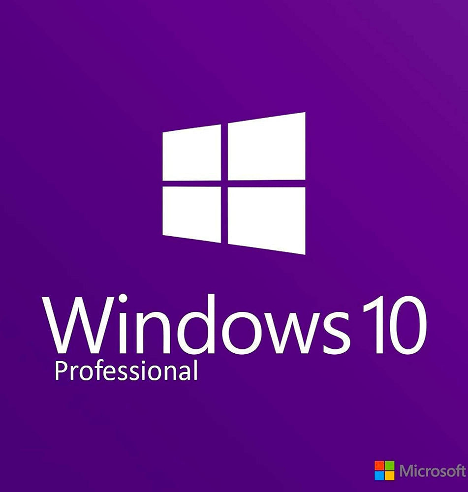 Windows 10 Professional 64 bit OEM - DVD - English Version - 1 PC - Windows 10 Pro Upgrade