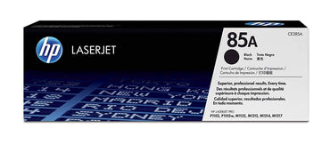 HP 85A Original Toner Cartridge Black, Pack of 1