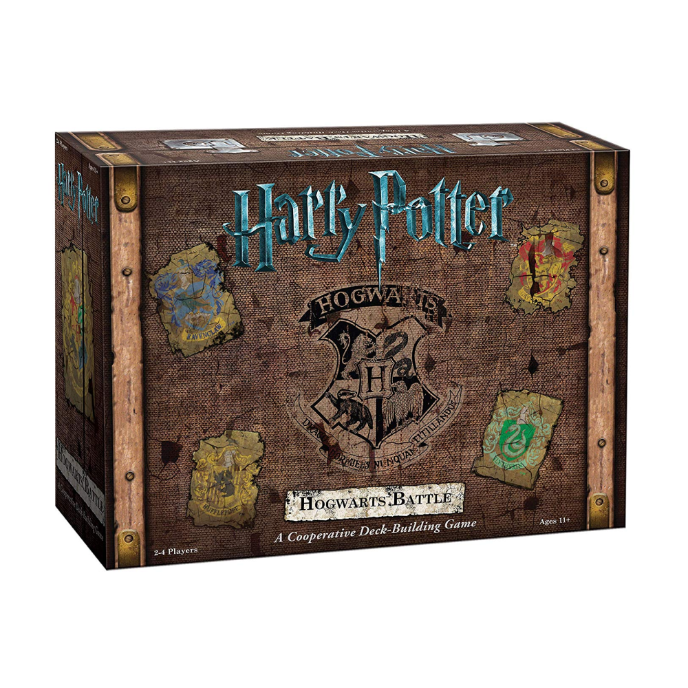 The OP Harry Potter - Hogwarts Battle Card Game