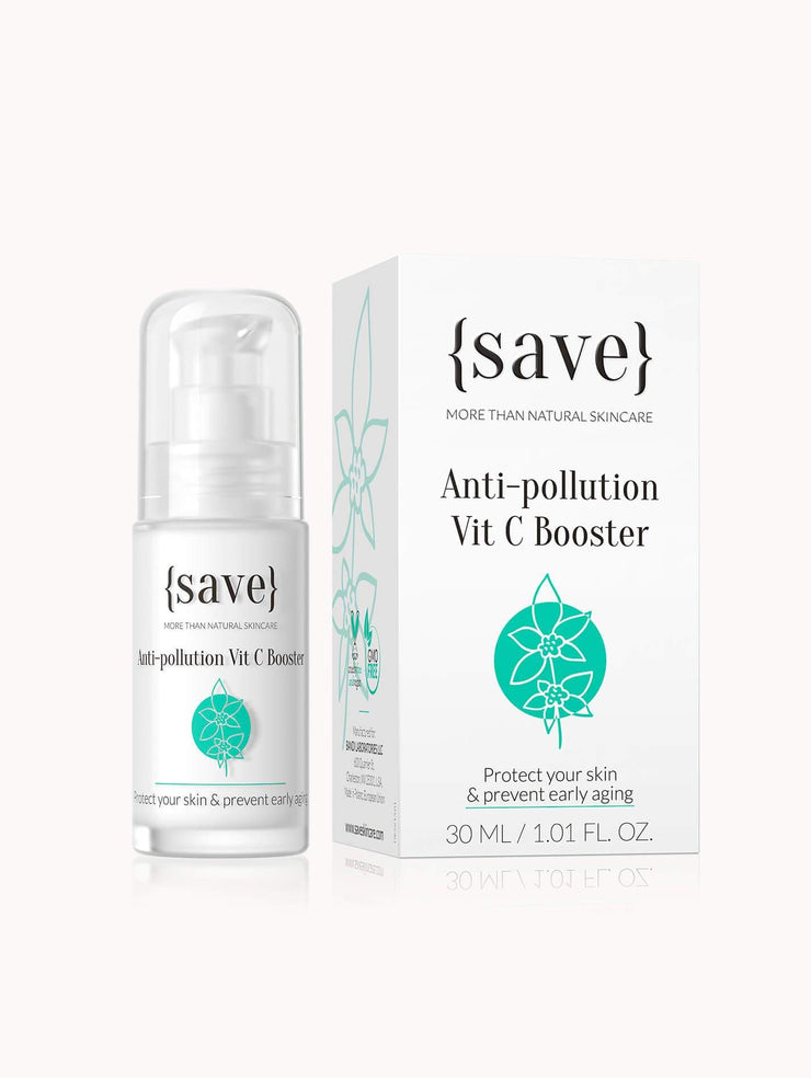 SAVE Anti-pollution Vit C Booster - Orin&Oak