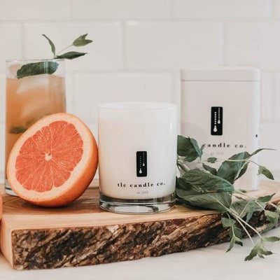 The Candle Company Grapefruit Mojito - Orin&Oak