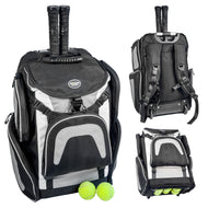 Packhopper - Wheeled Backpack and Tennis Ball Hopper in One