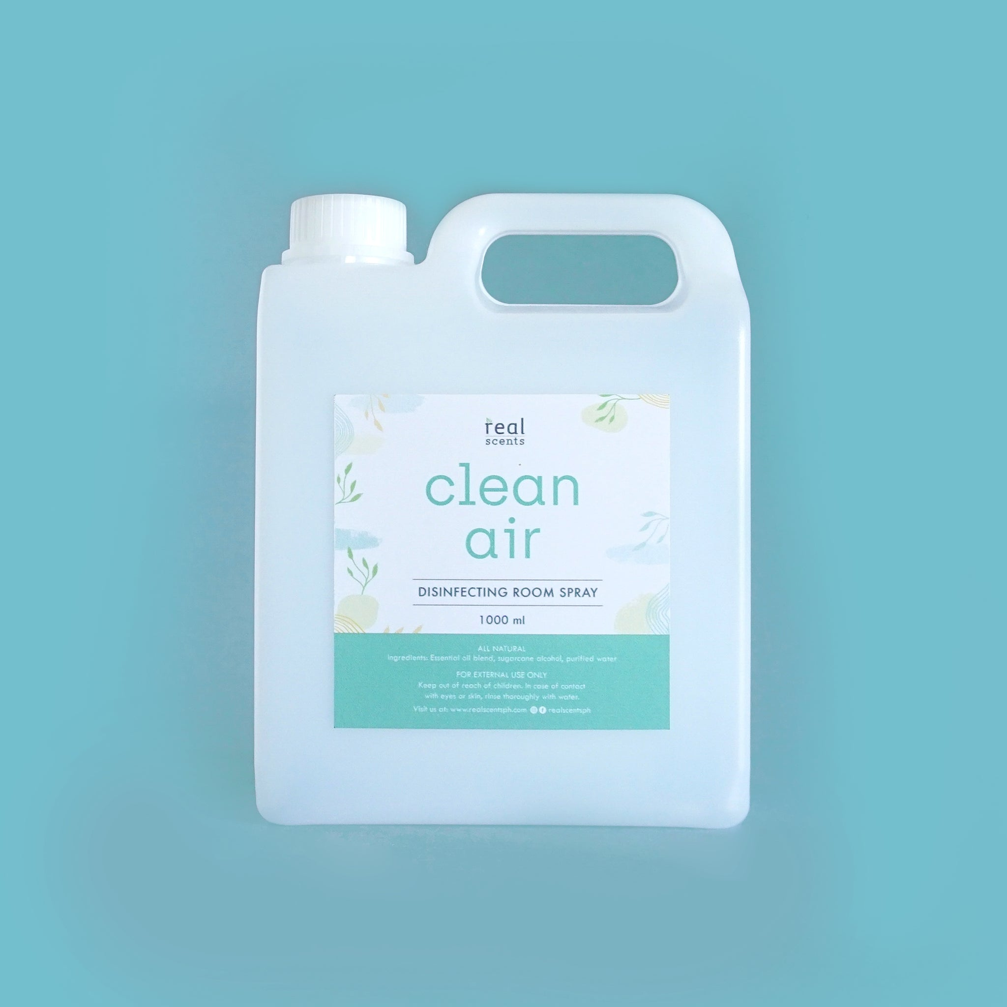 Clean Air Disinfecting Room Spray REFILL 1 liter