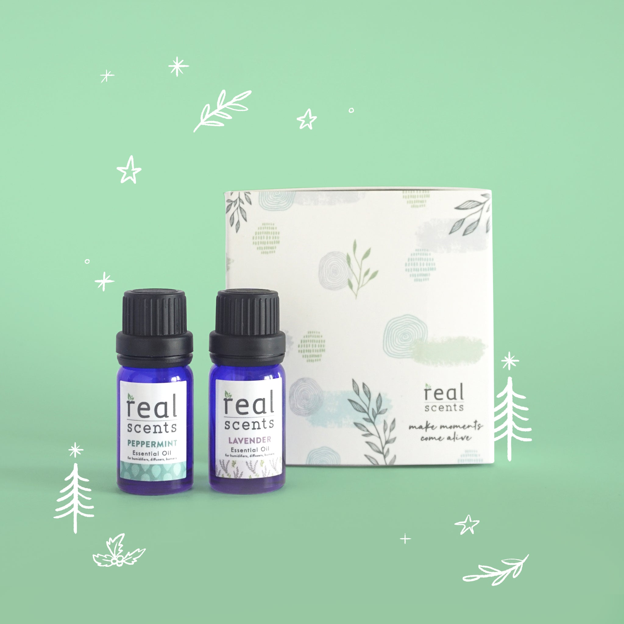 Simbang Gabi Gift Set (Essential Oils)