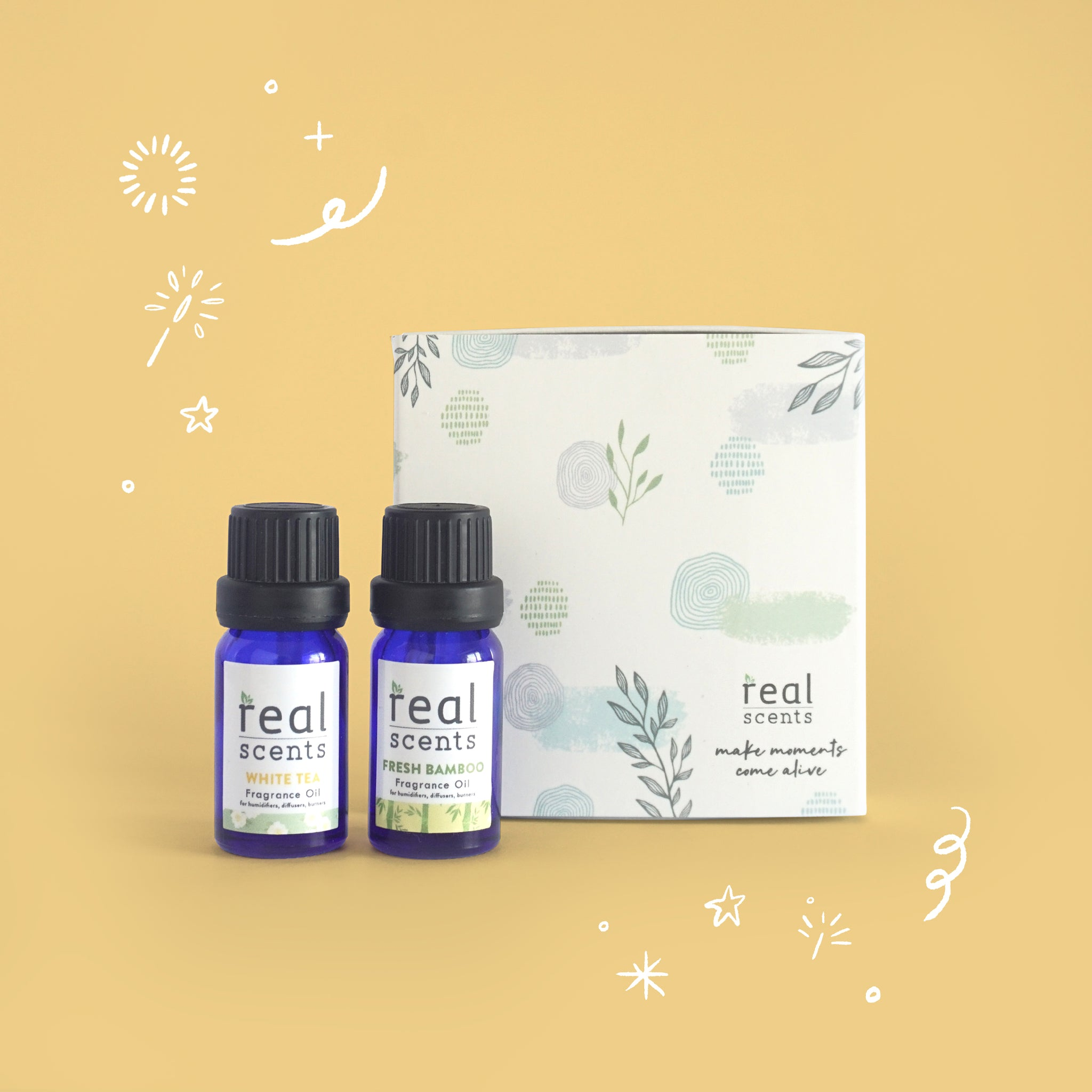 Family Reunion Gift Set (Fragrance Oils)