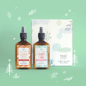 Everyday Christmas Gift Set (Room and Linen Spray)