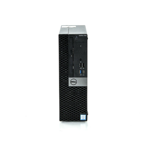 Dell Optiplex 7050 SFF Desktop Intel i7-7700, 3.60GHz 8GB RAM 1TB HDD W10P WiFi