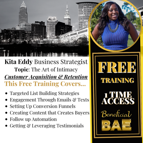 Beneficial Bae free training