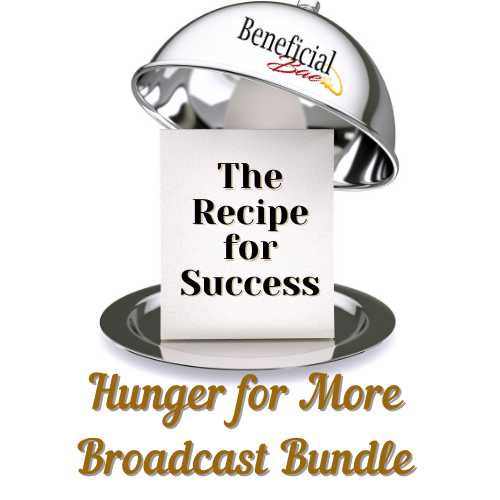 Hunger for More Broadcast Bundle