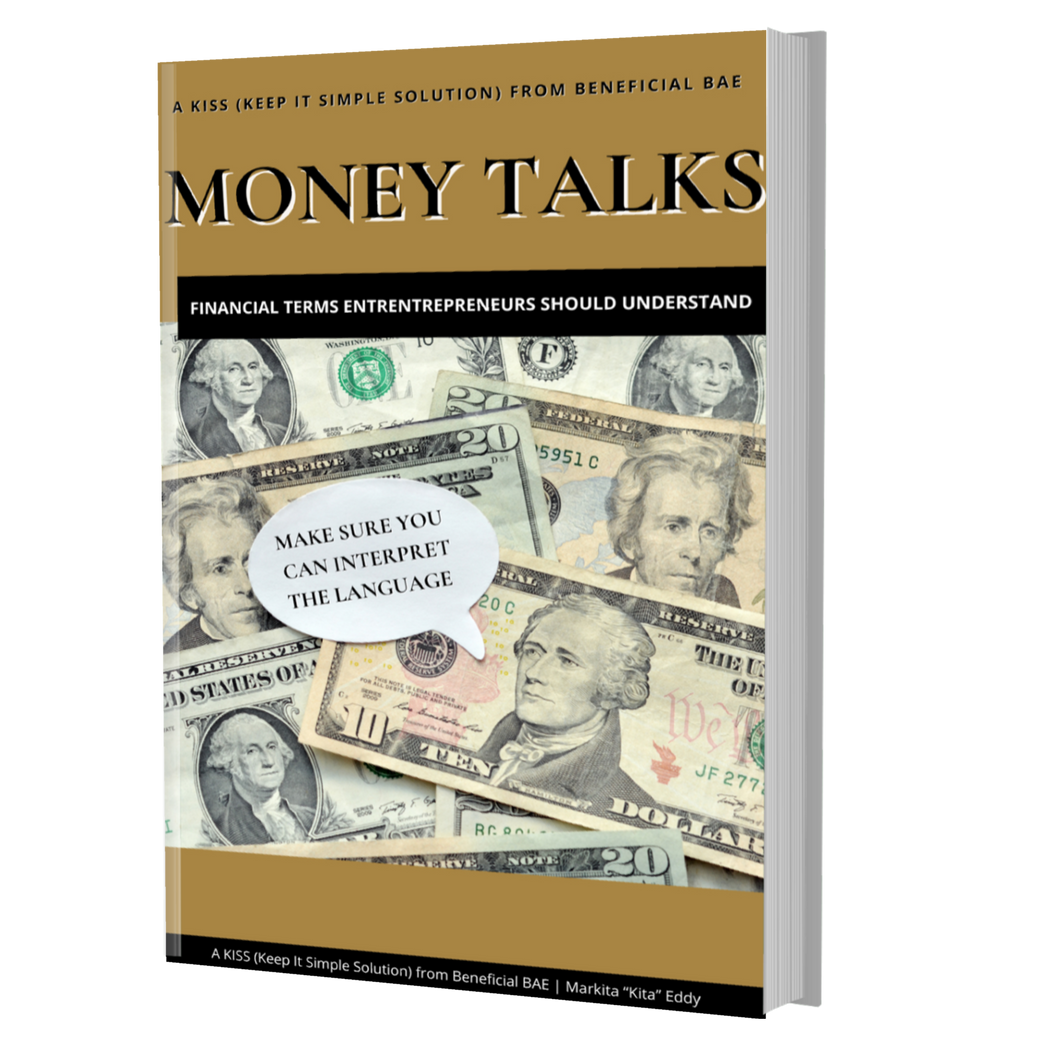 Money Talks Financial Terms Glossary