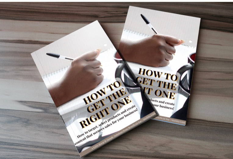 How to Find The Right One: TARGETING INTERATIVE EBOOK (WORKBOOK ONLY)