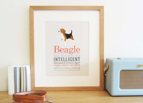 Dog Breed Prints